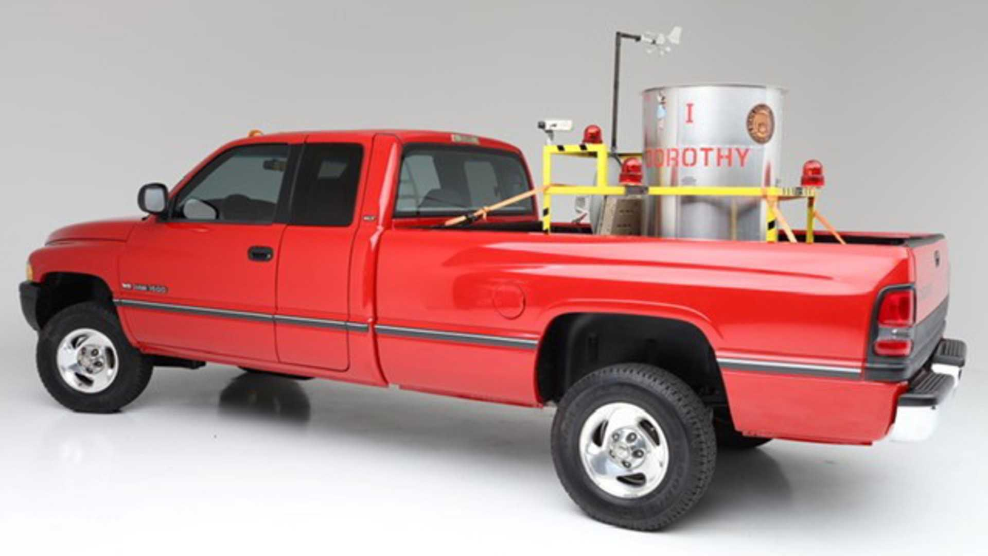 Twister Replica Dodge Ram Sure To Kick Up A Storm At ...