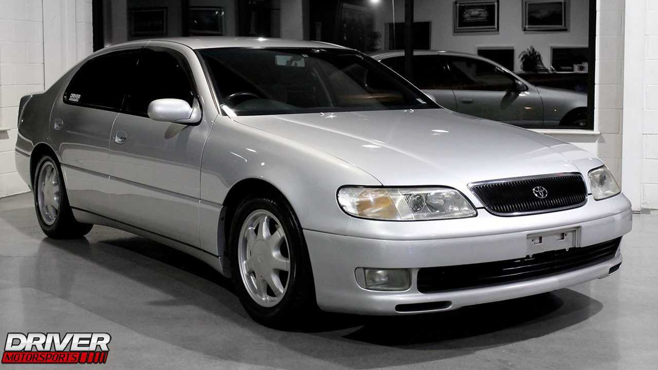 1993 Toyota Aristo - $11,900
