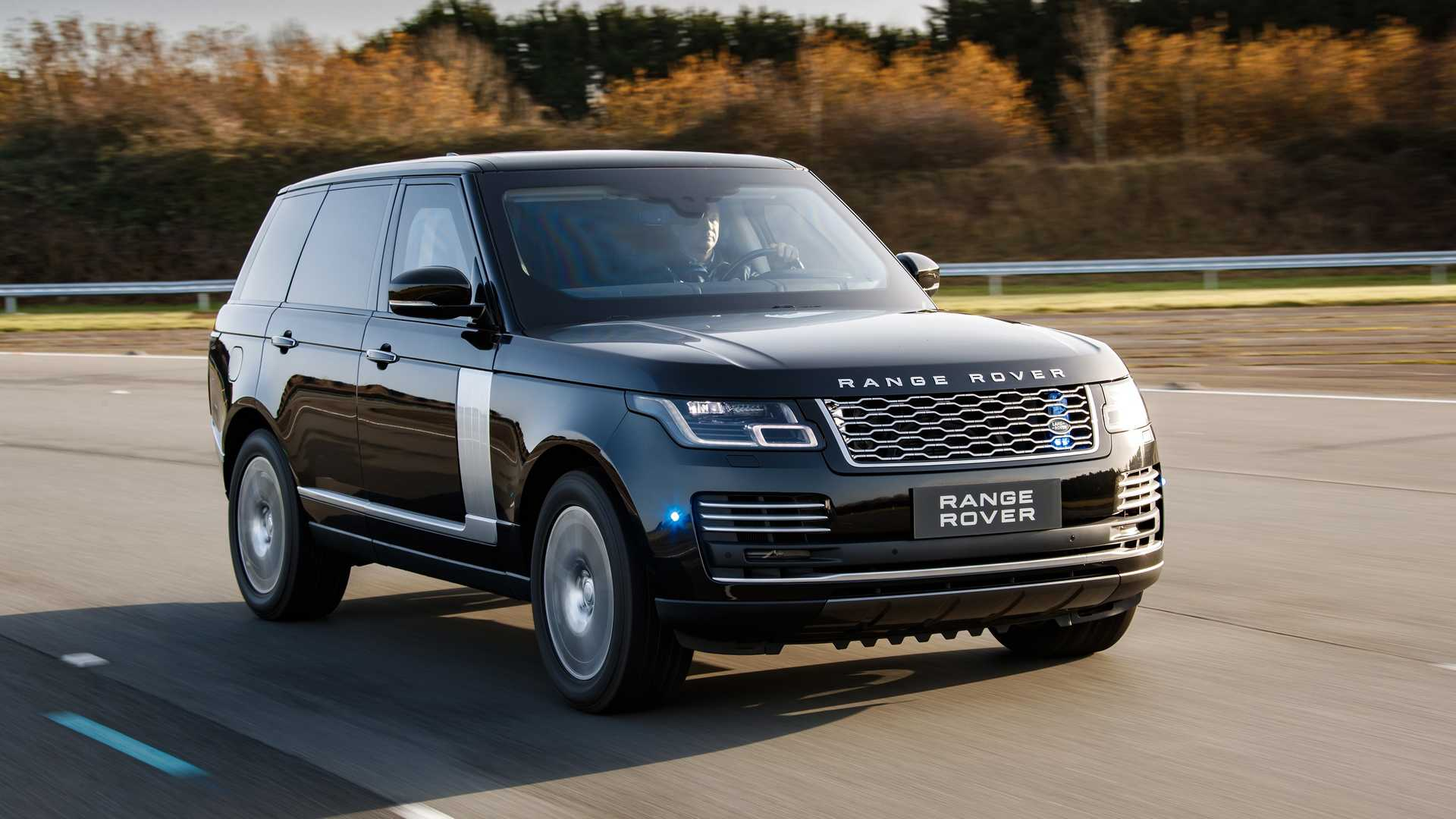 Range Rover Sentinel Is A Mobile Fortress Now With More Power