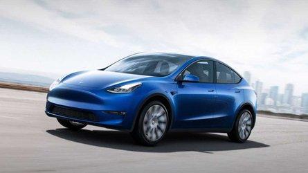 Tesla Model Y, California'da tanıtıldı