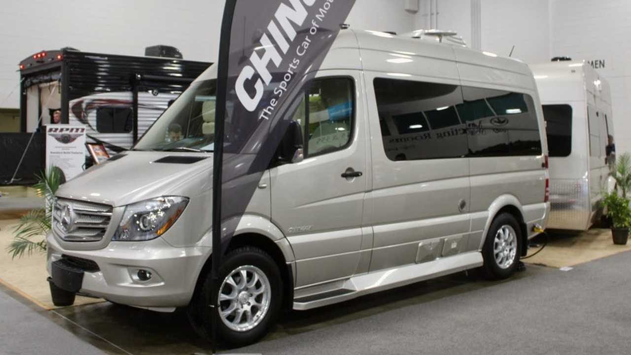 Mercedes Rv Van >> There S A Matching Trailer For Your Mercedes Sprinter Camper Van