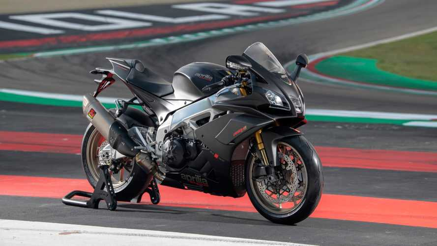 Aprilia Opens North American Pre-orders For RSV4 Factory 1100