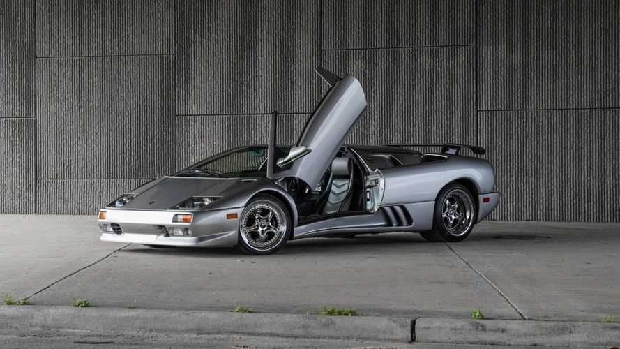 Party Like It's 1999 With This Lamborghini Millennium Roadster