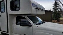 Toyota Tacoma 4x4 Kampçı