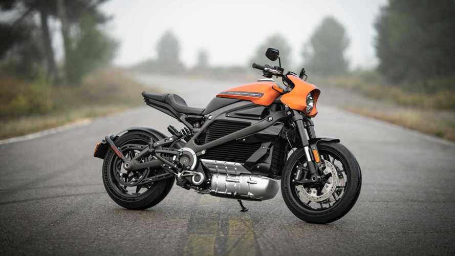 Harley-Davidson LiveWire - Voici sa fiche technique