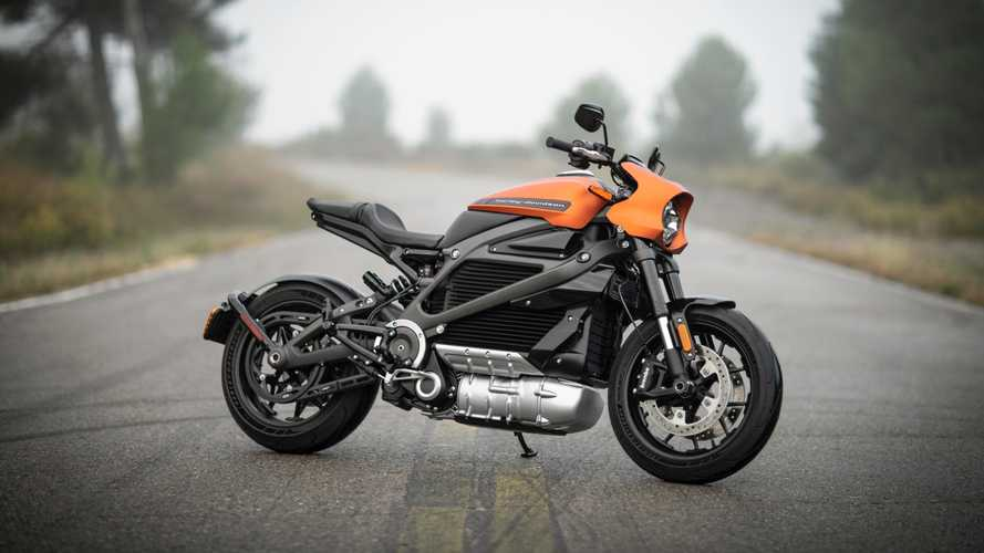 Harley-Davidson LiveWire - Précommandez-la !