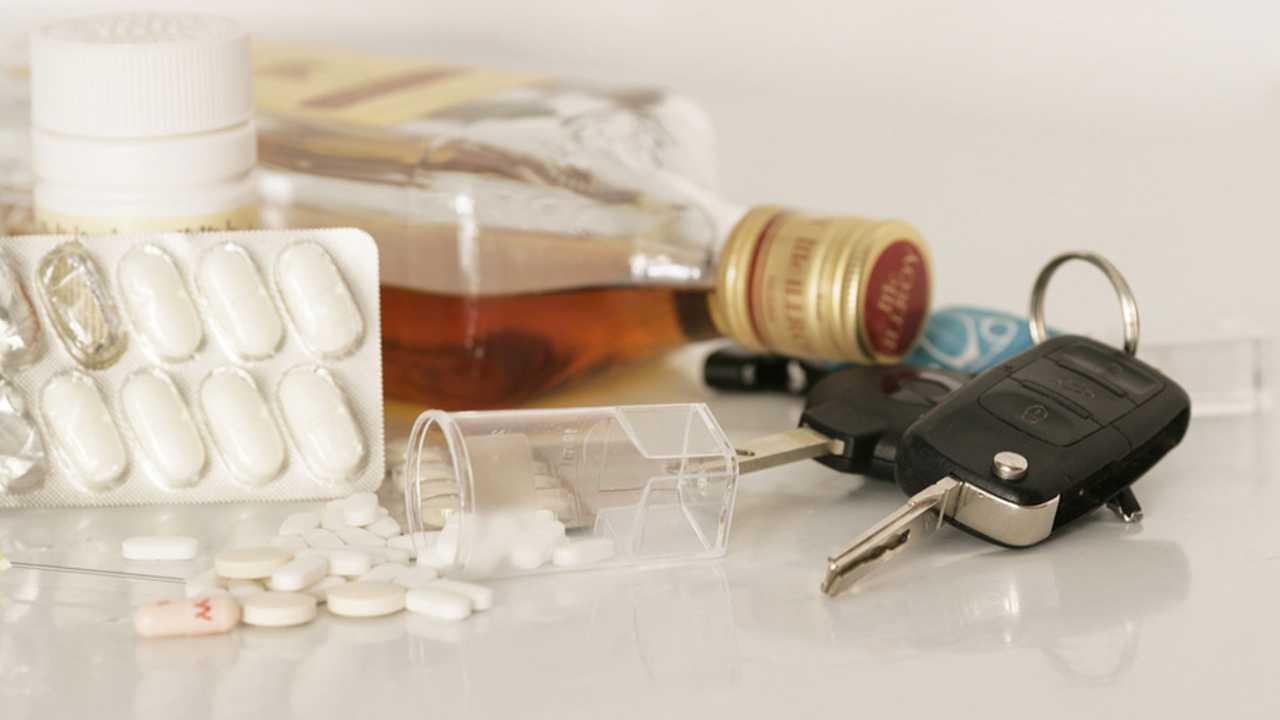 Alcol test o droga test