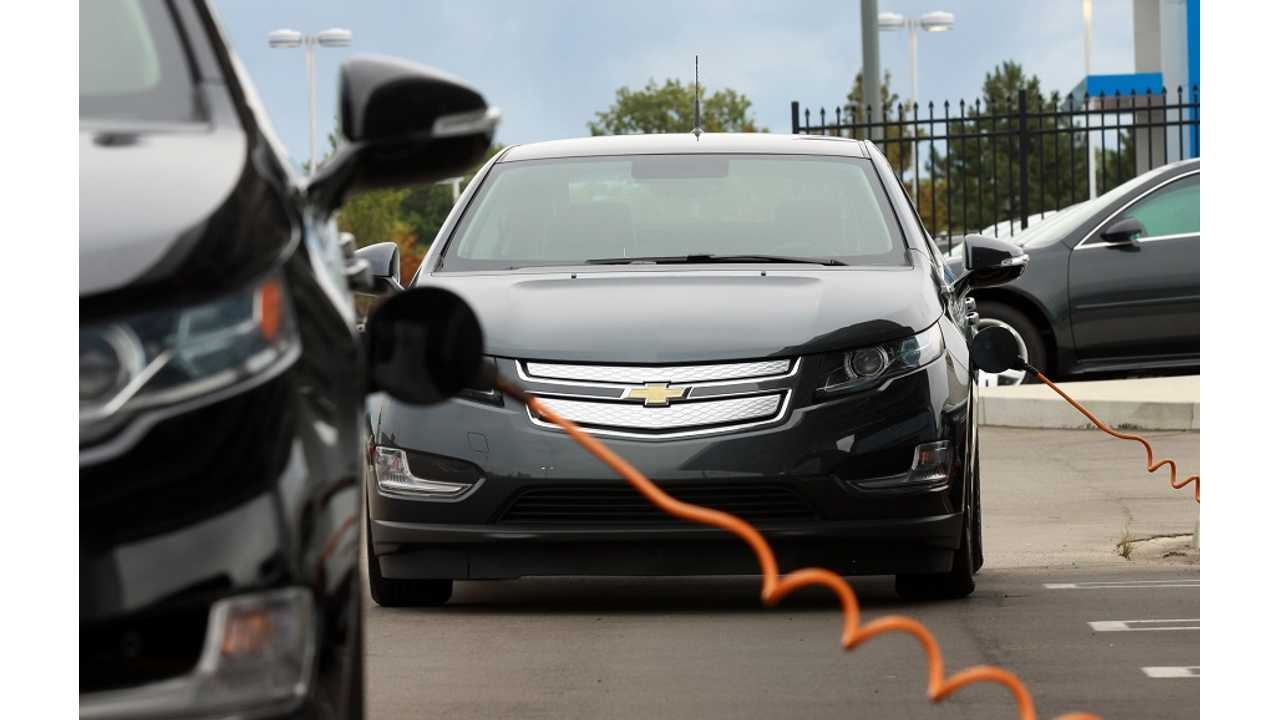 Chevrolet Volt Owners Will be Taxed Too