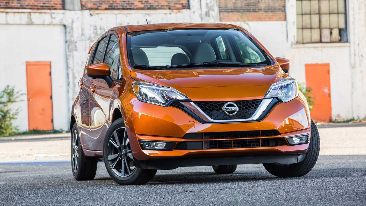 8. Nissan Versa Note: 9.0 Percent