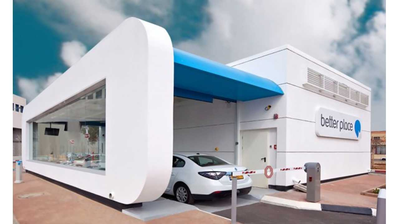 Renault Delays Launch of Fluence Z.E. Electric Sedan Due to Lack of Battery Swap Stations