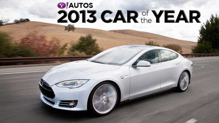 Tesla Model S:  2013 Car Of The Year According to Yahoo (Video)