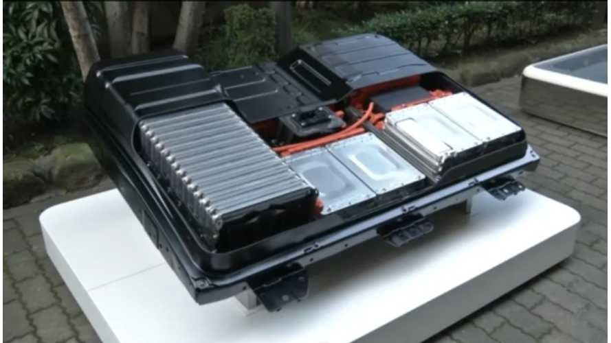 Japanese Government Urges Nissan to Purchase Sony's Lithium-Ion Battery Division