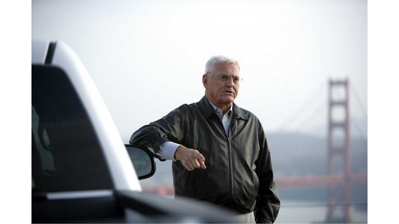 No One Tells Bob Lutz To Retire