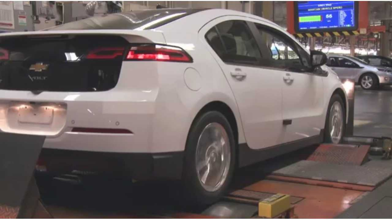 Chevrolet Volt Assembly Plant In Hamtramck Idled A Month. But Not Why You Are Thinking