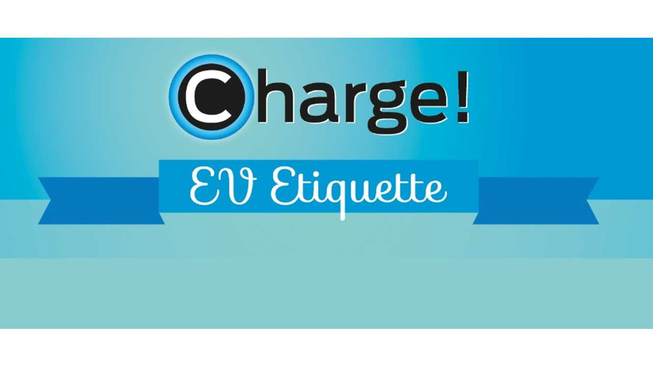 Ford Offers Rules On EV Charging Etiquette (Video + Dash Charge Card)