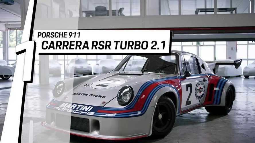 Az öt leghangosabb Porsche