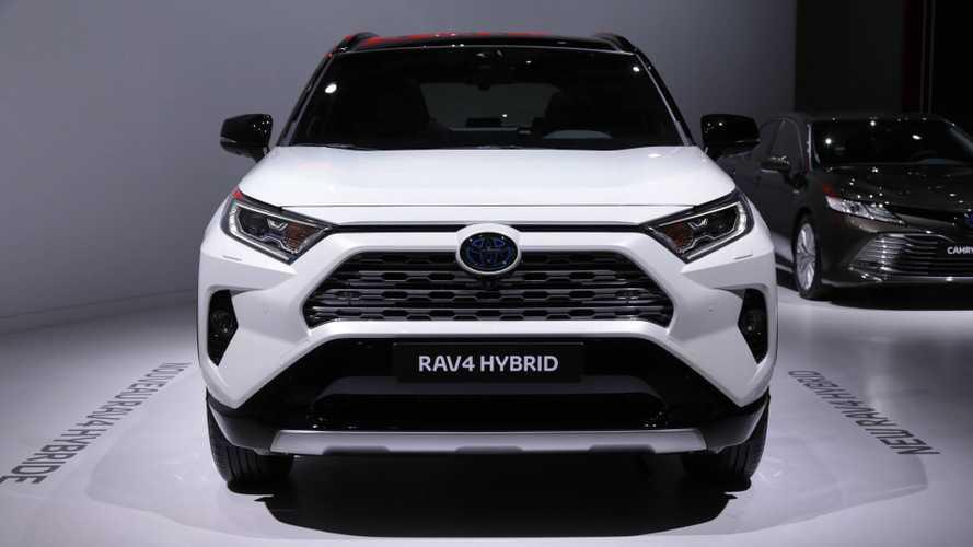 Toyota RAV4 2019: precios y descuentos de este SUV híbrido