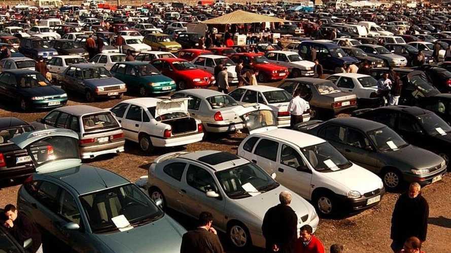 Kullanılmış otomobillerden ihracata katkı