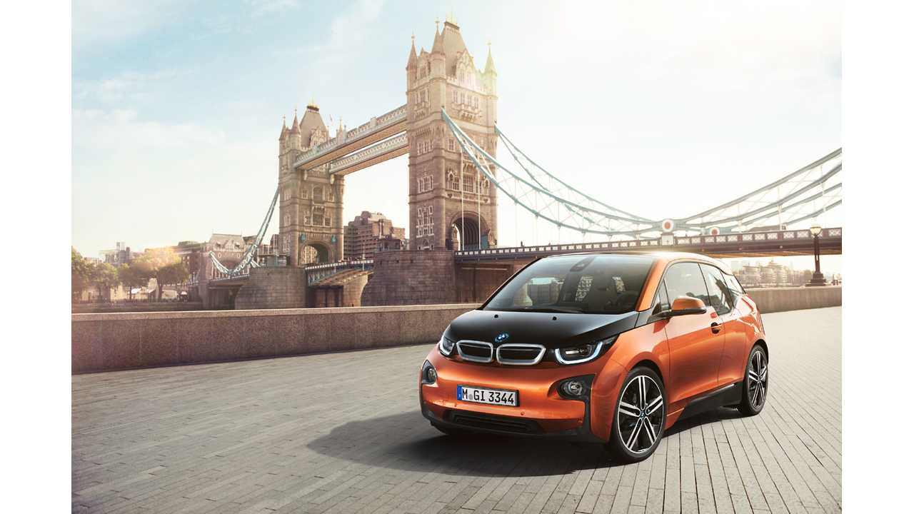 BMW i3 Featured In Fully Charged