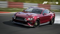 Ford Mustang Drift Cars Forza Motorsport 7 and Forza Horizon 4