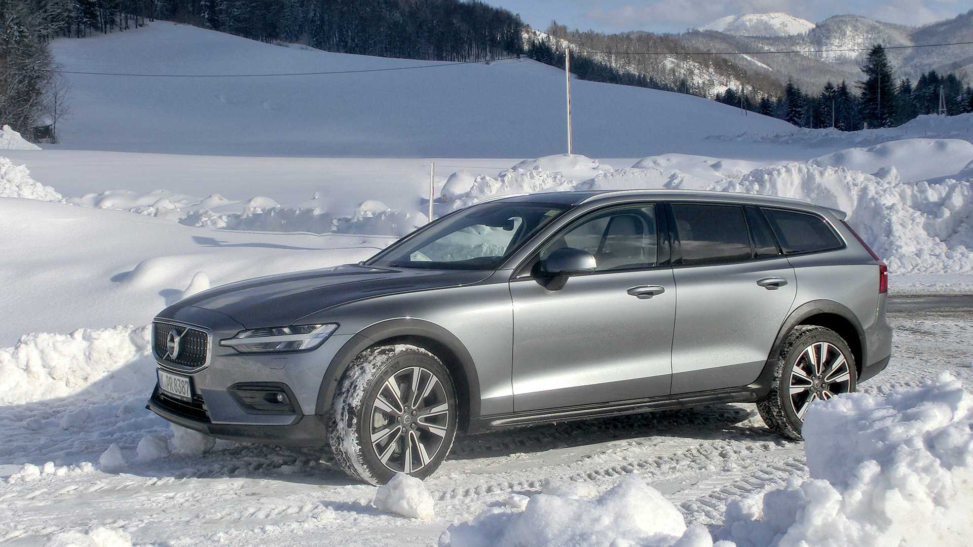 2020 Volvo V60 Cross Country New Review