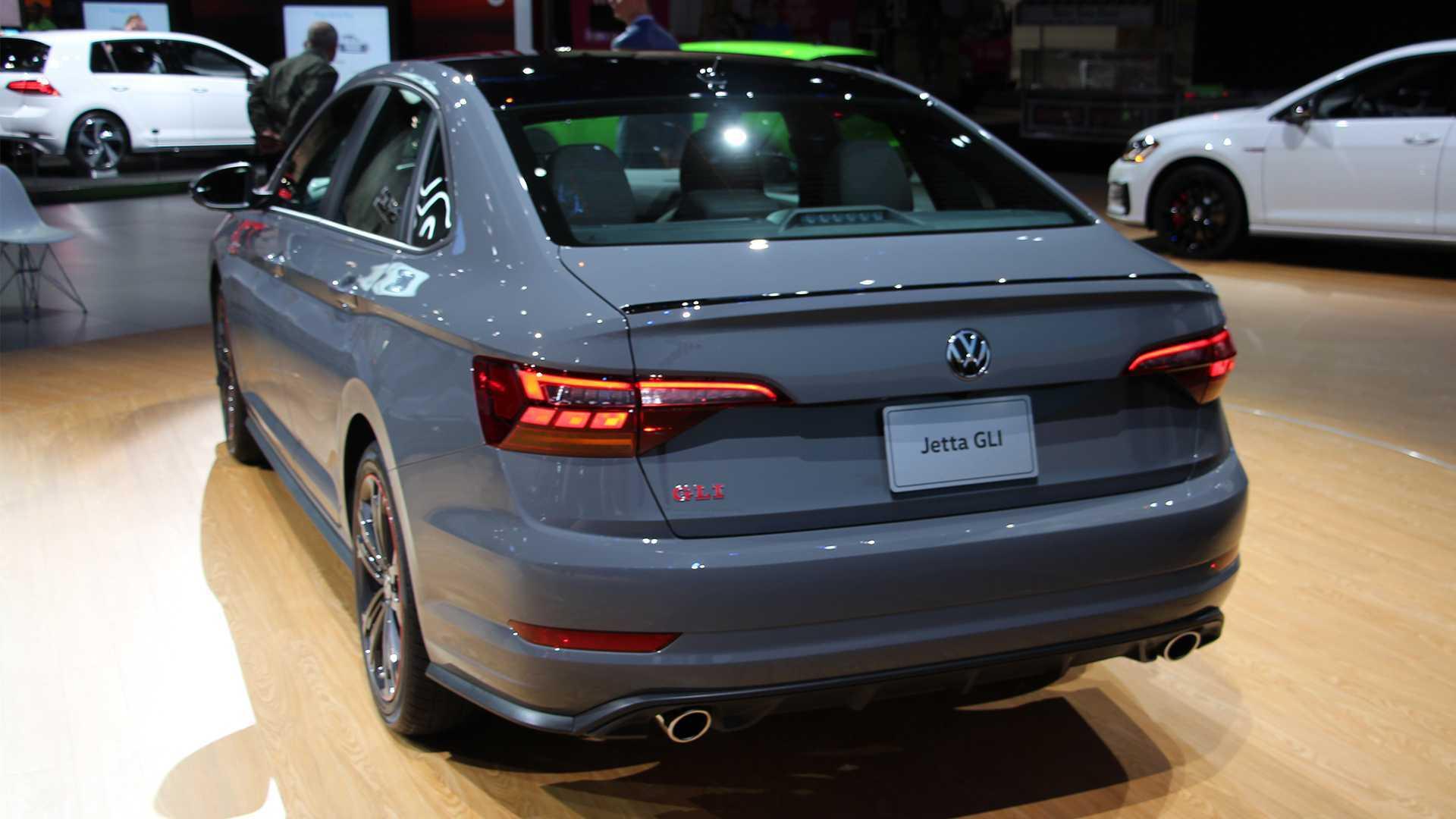 2019 Volkswagen Jetta GLI Storms Into Chicago With GTI Power