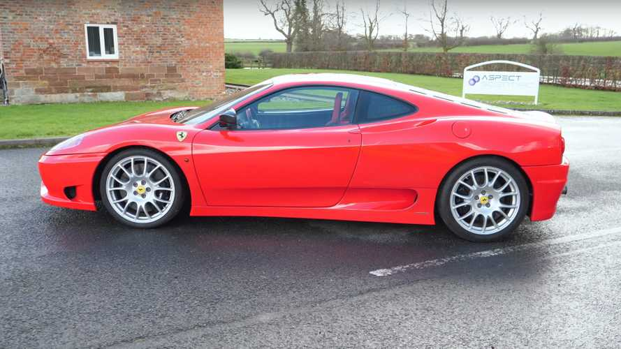 Watch: Why The Ferrari 360 Challenge Stradale Remains King