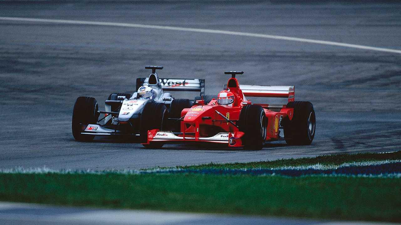 Michael Schumacher, i trionfi in carriera