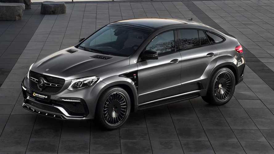 Mercedes-AMG GLE 63 S Coupé, tuning estremo da oltre 800 CV