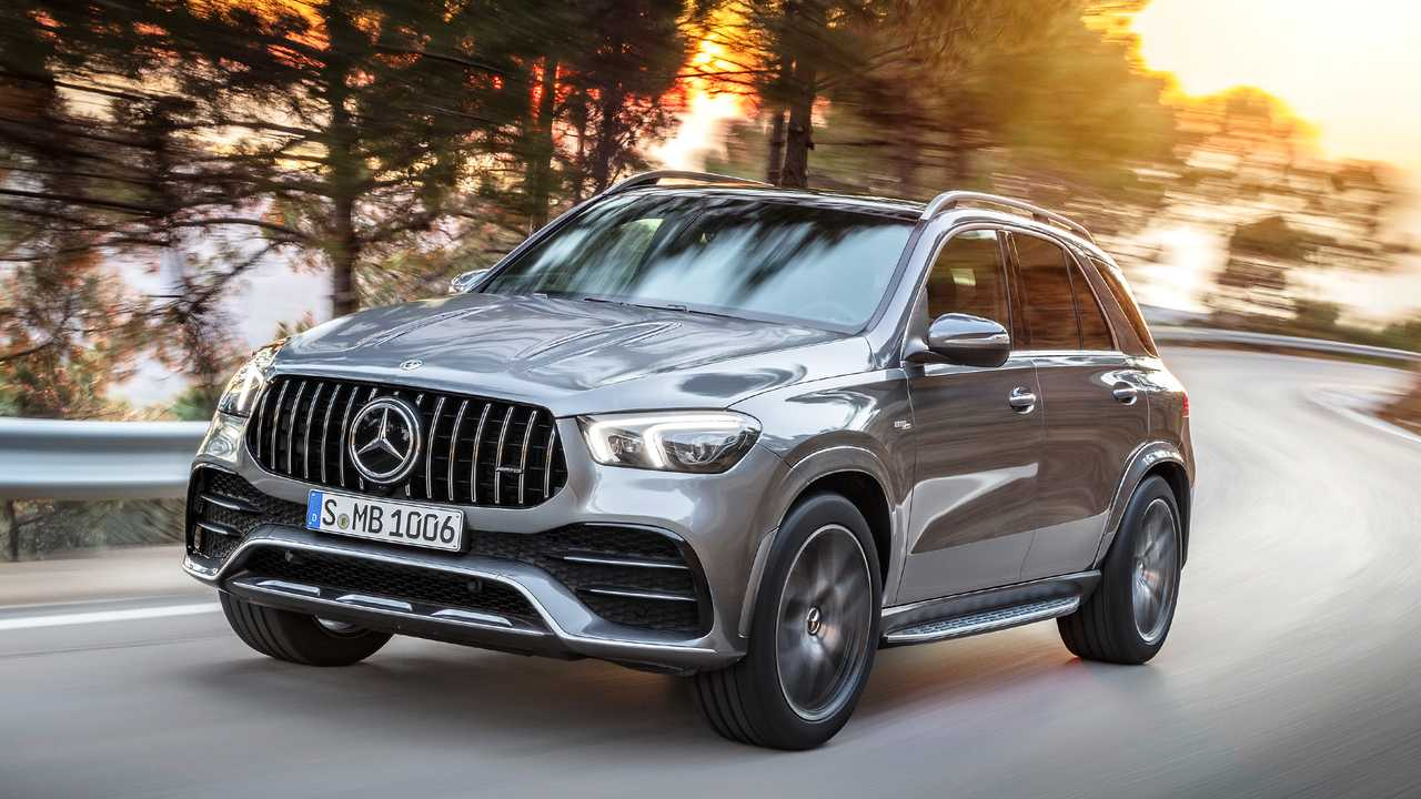 Mercedes-AMG GLE 53 4MATIC 2019