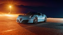 Alfa Romeo 4C Zeus By Pogea Racing