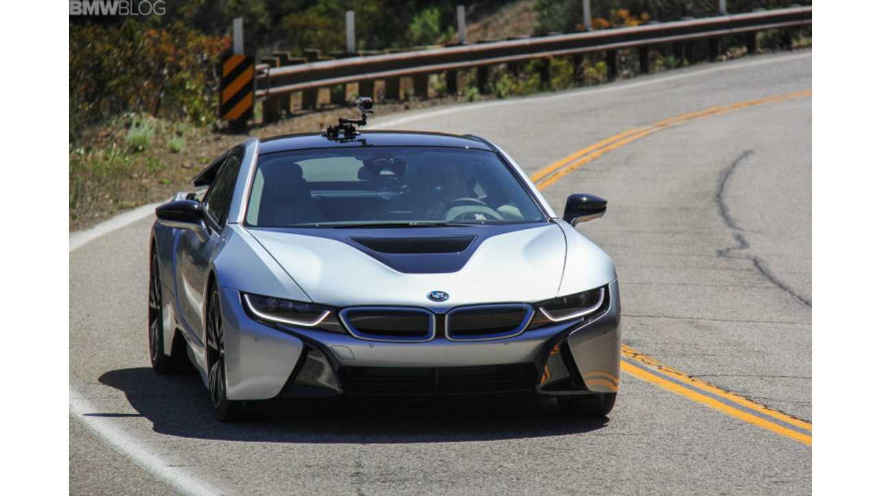 BMW i8 Video Test Drive Review