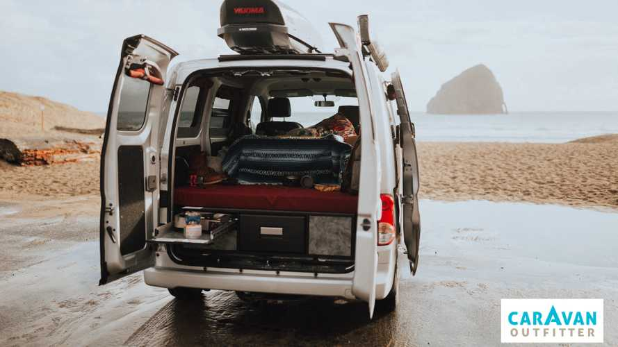 Nissan Free Bird, de Caravan Outfitter