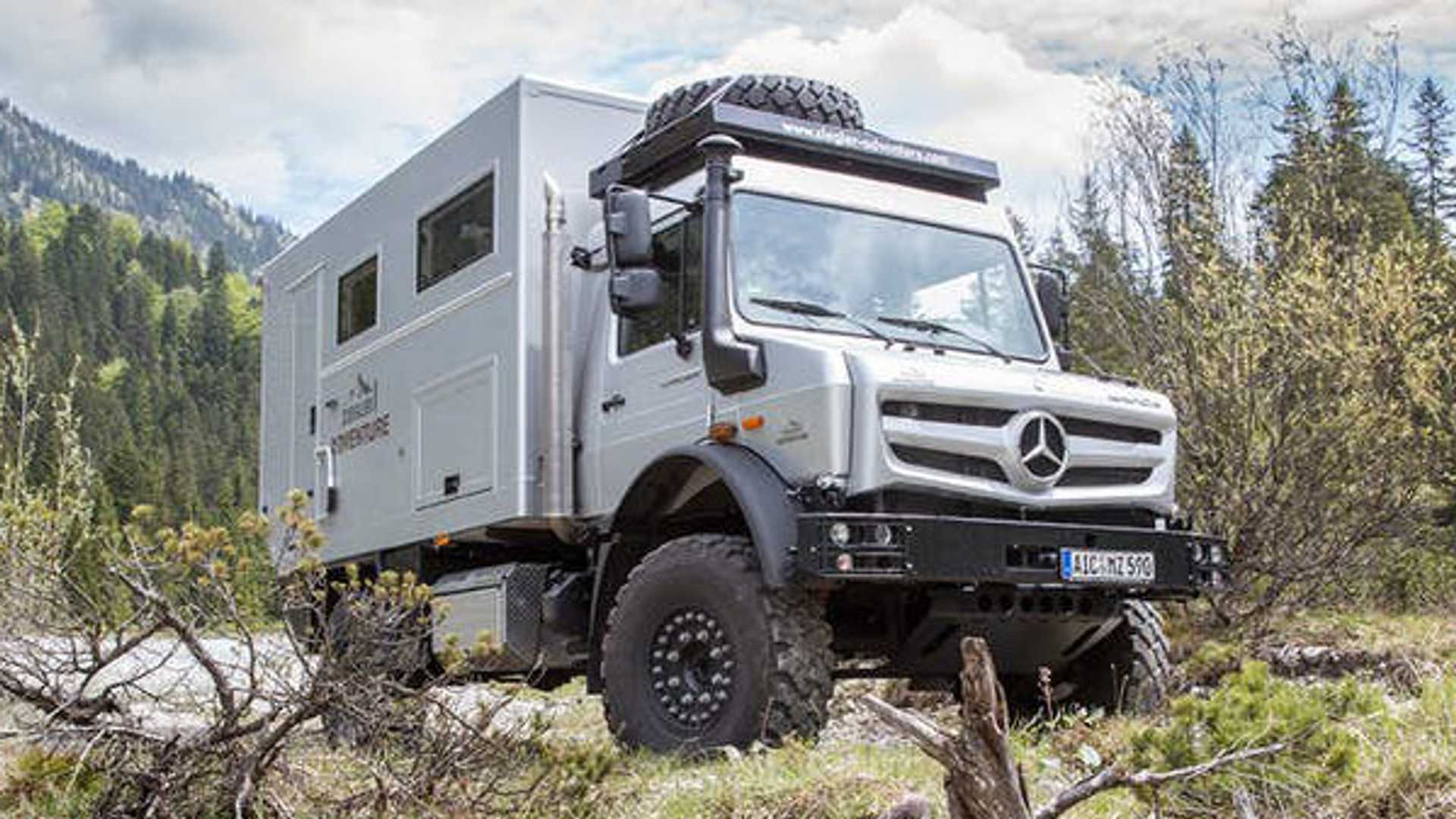Moghome Is A Motorhome That Can Take You To The End Of The World