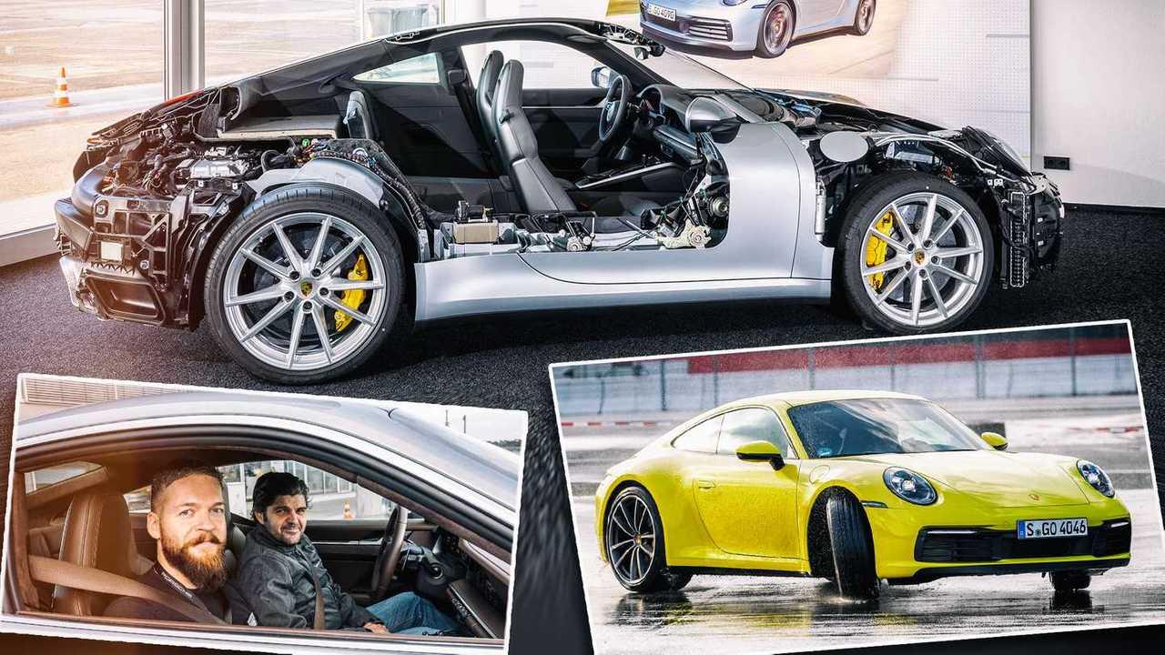 Porsche 911 Technik-Workshop 2019