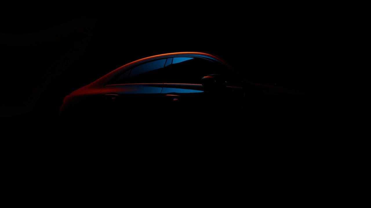 Mercedes Classe A teaser