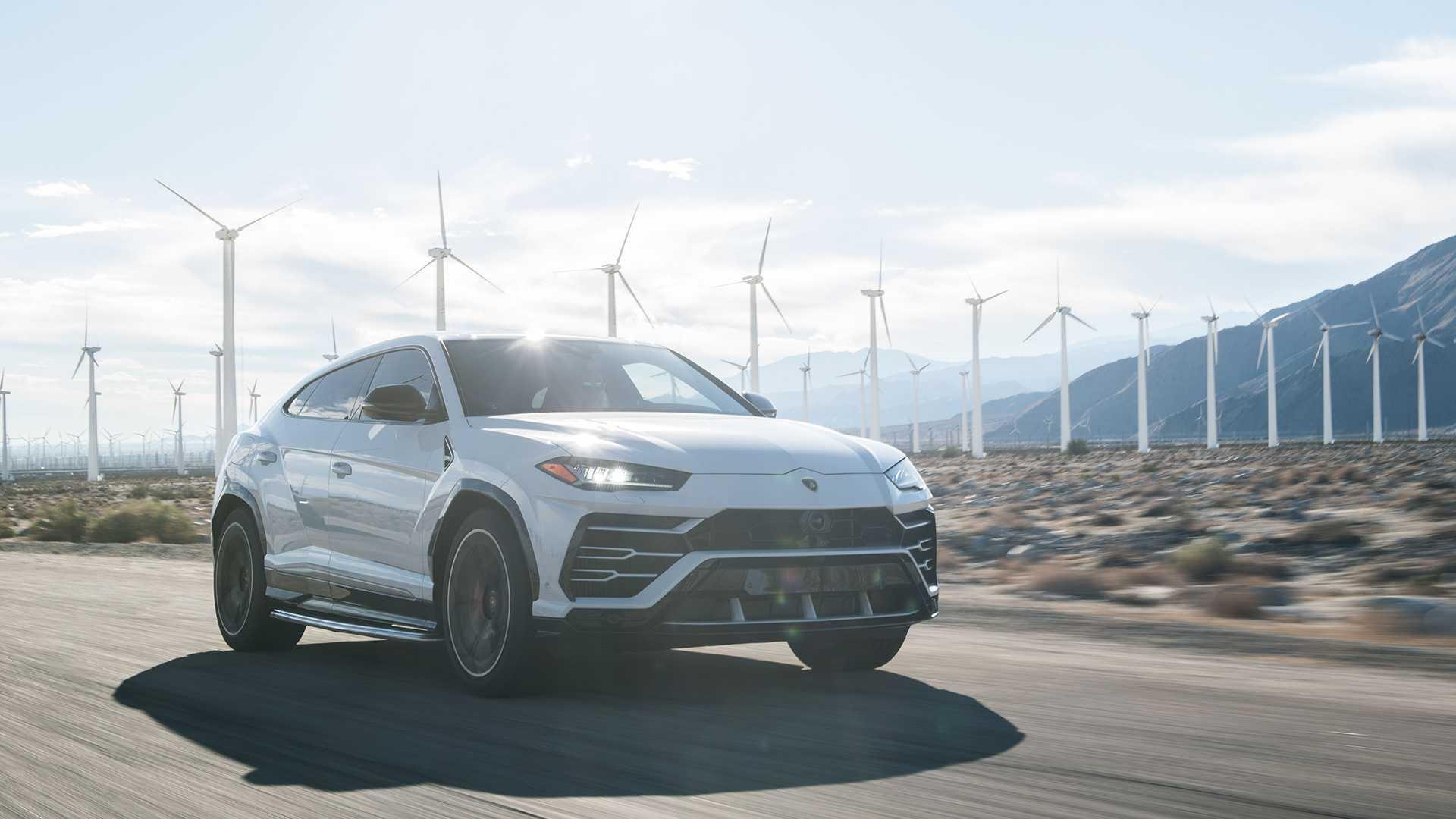 2019 Lamborghini Manage
