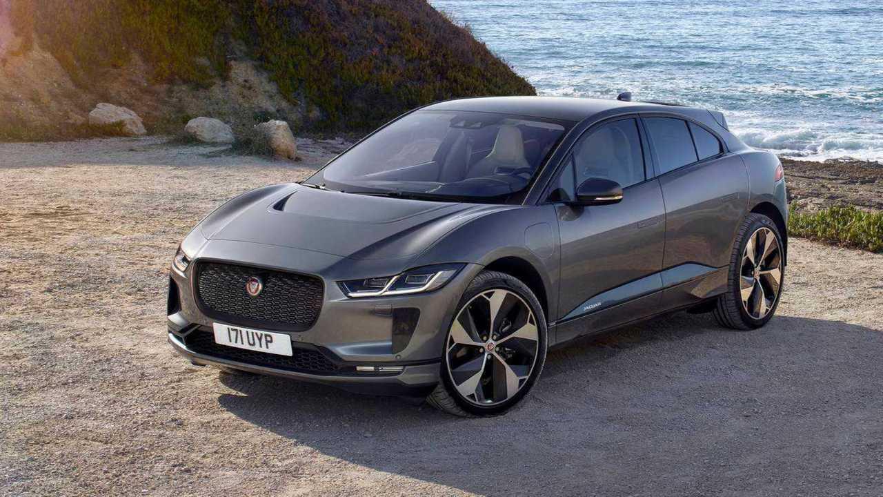 Jaguar I-Pace: über 470 km