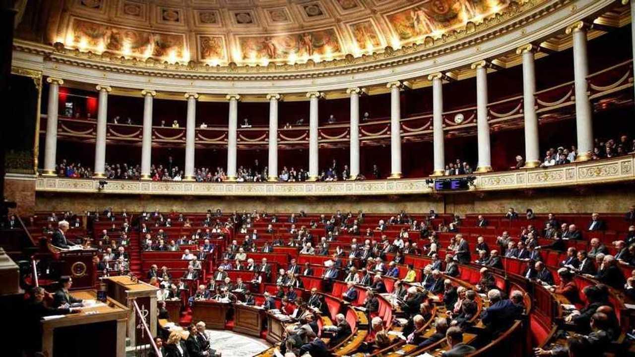 Assemblée nationale, France