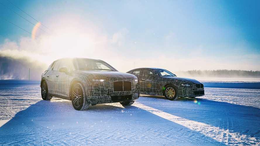 BMW accélère son programme d'électrification