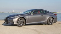 2019 Lexus RC 350: First Drive