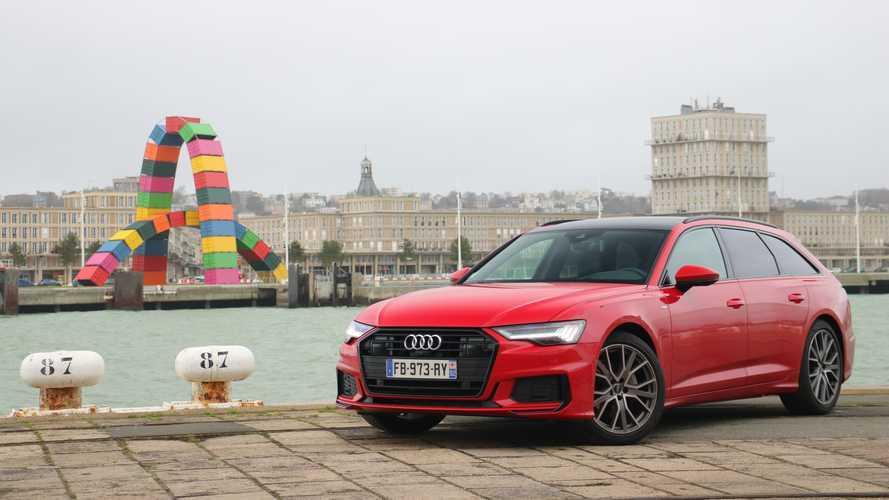 Essai Audi A6 Avant (2019) - Éternel leader ?