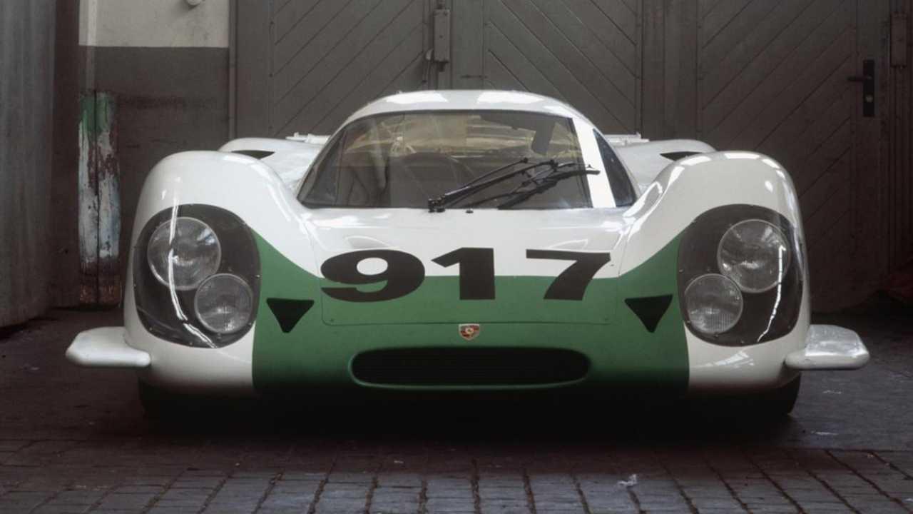 Porsche Museum at Retro Classics