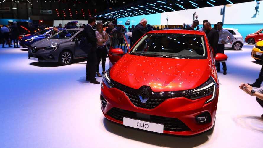 Renault en el salón de Ginebra 2019