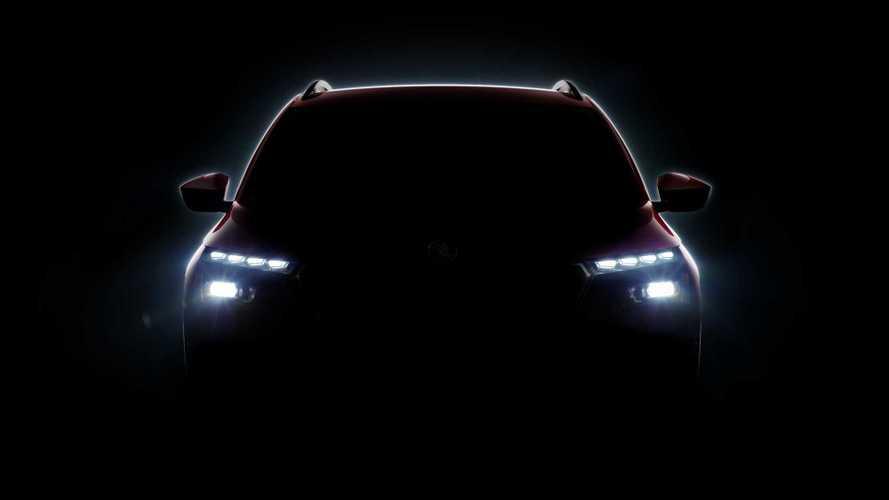 Škoda commence à montrer le SUV dérivé du Vision X