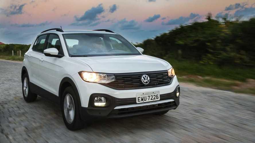 Volkswagen T-Cross chega à Colômbia com motor 1.6 por até R$ 100 mil