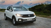 Volkswagen T-Cross 200 TSI MT