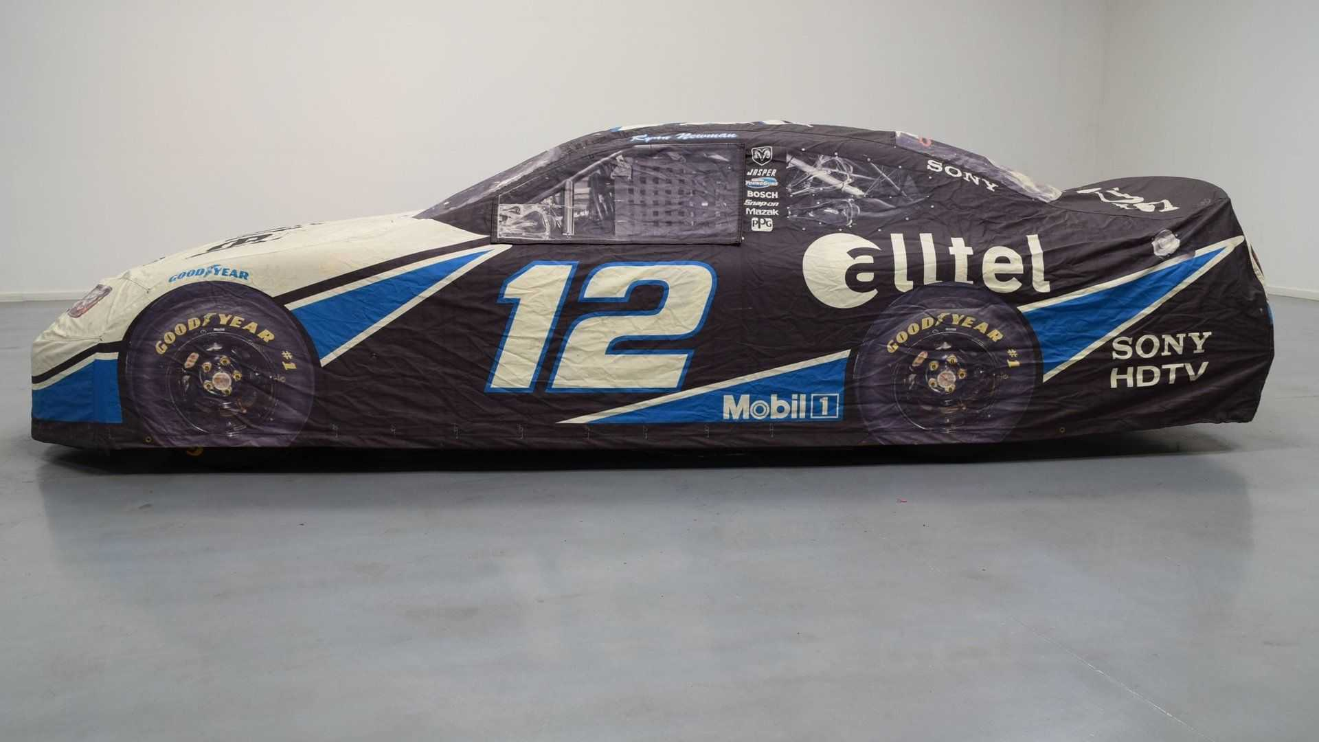 Ryan Newman's 2007 Dodge Charger NASCAR Cup Car Is For Sale