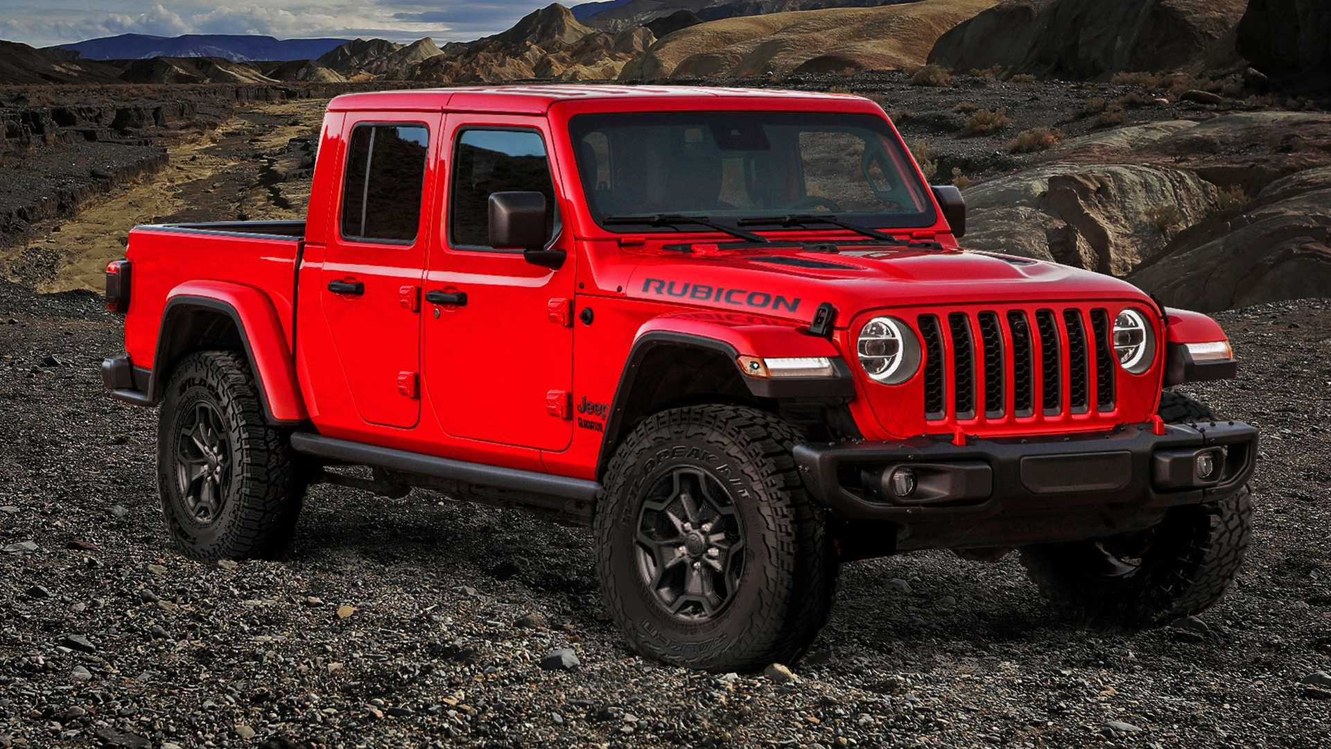 60k Jeep Gladiator Launch Edition Sells Out In One Day