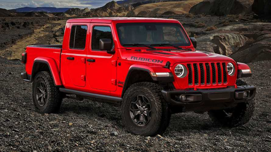 Jeep Gladiator Launch Edition Adds Special Touches, Costs $60k